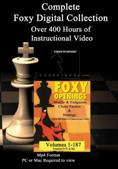 Foxy Openings: Chess4Less com