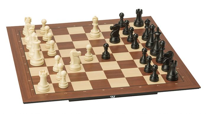 DGT Smart Board: Electronic Chess Board And Pieces (with Notation):  Chess4Less.com